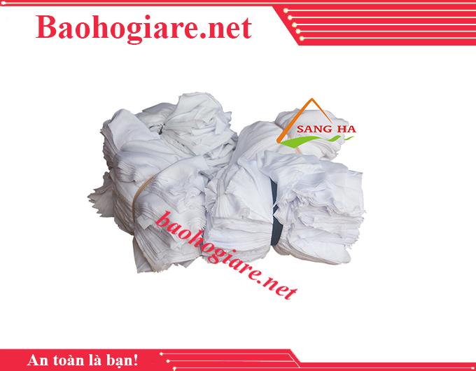 Vải lau trắng công nghiệp giá sỉ TP.HCM
