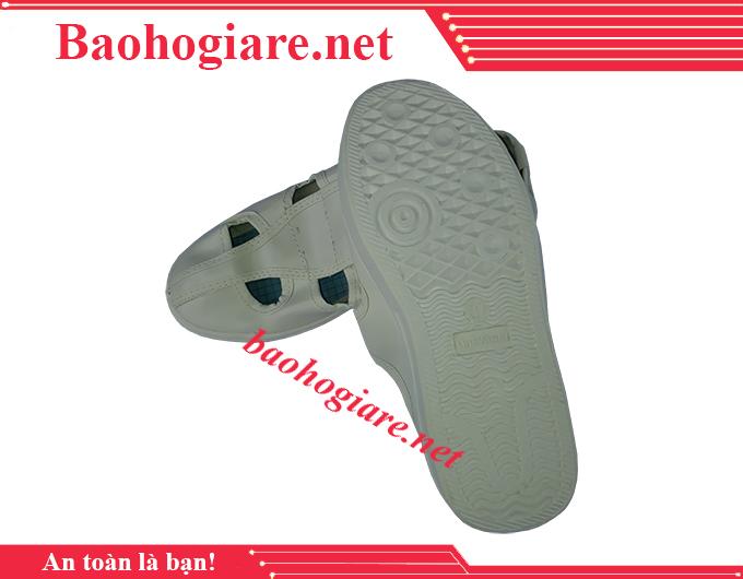 Giày phòng sạch chống tĩnh điện ESD Linkworld 4 lỗ giá rẻ nhất TP.HCM