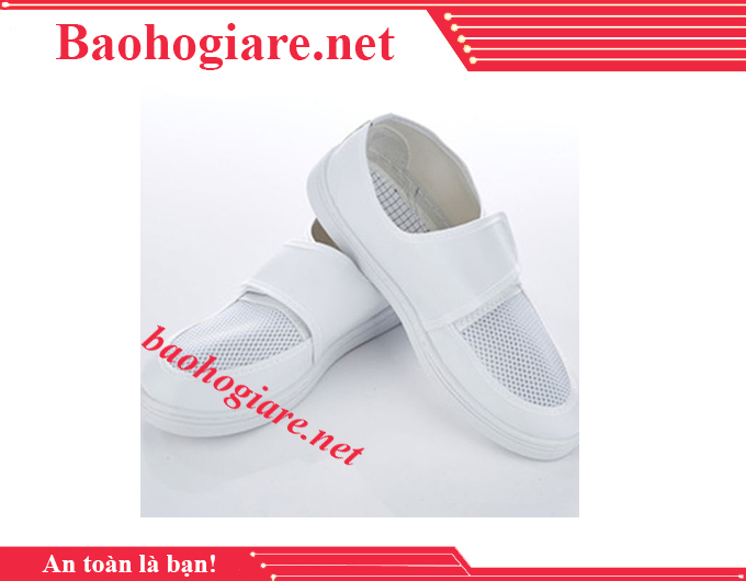 Giày LINKWORLD mặt lưới dán giá rẻ nhất TP.HCM - BẢO HỘ LAO ĐỘNG